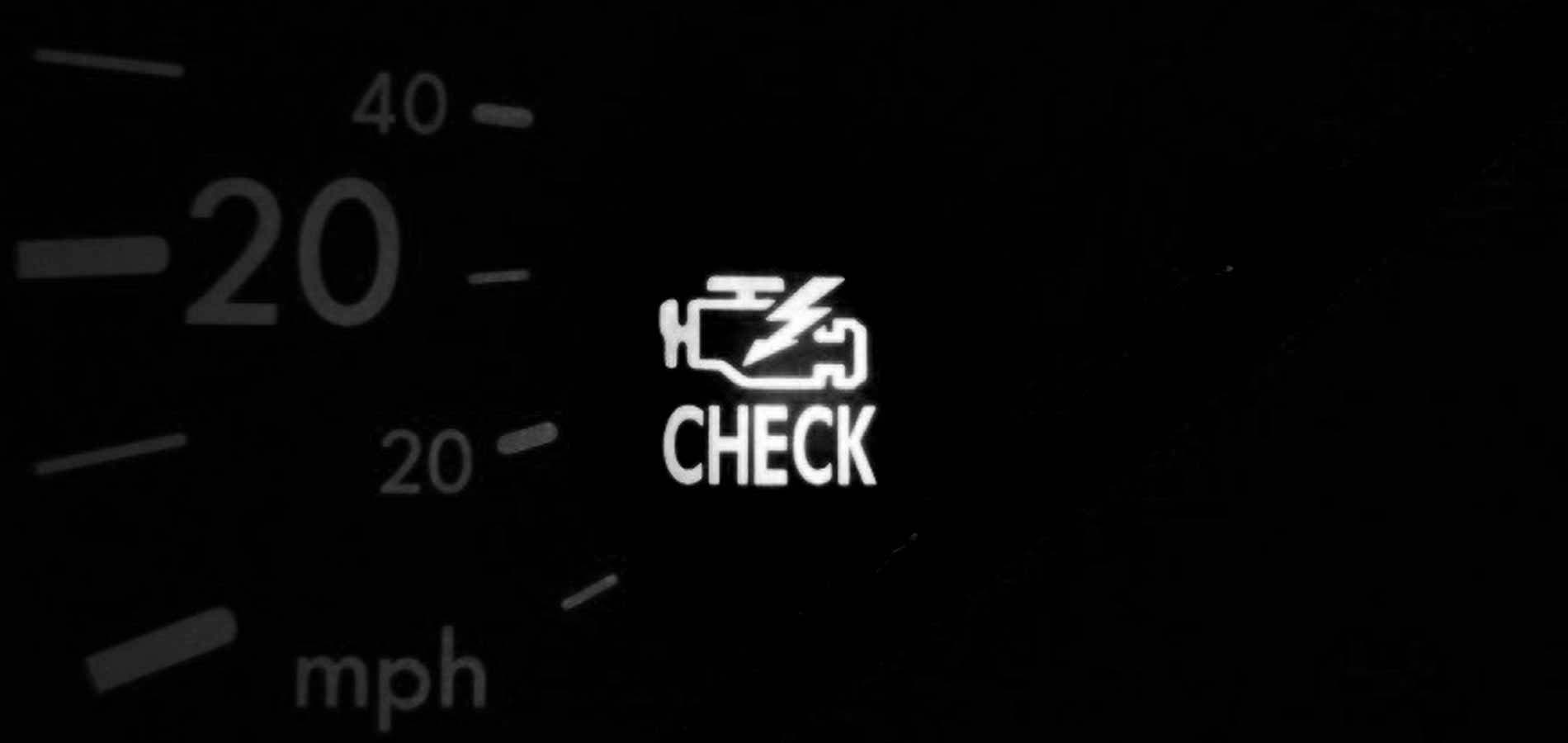 check engine light kelowna