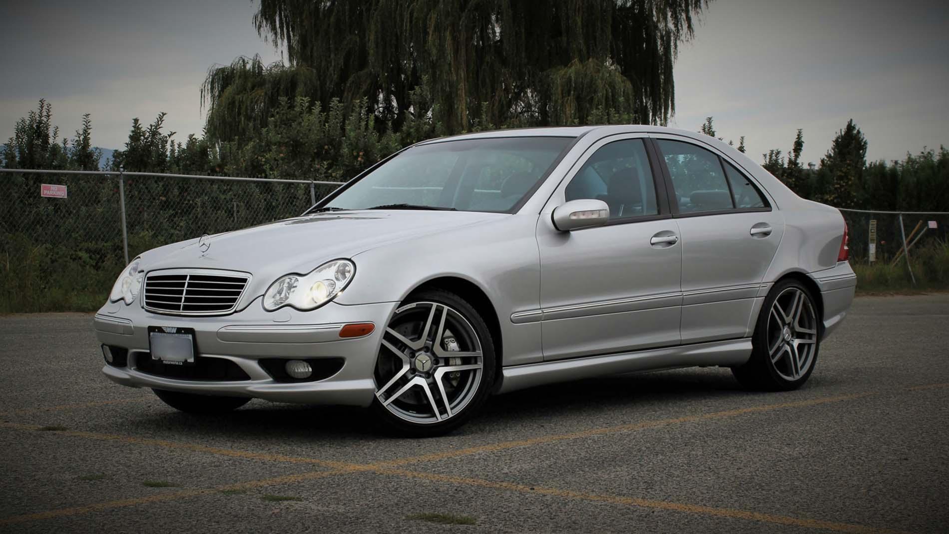AMG Mercedes Benz in Kelowna